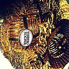 gold + chocolate by hpyroli
