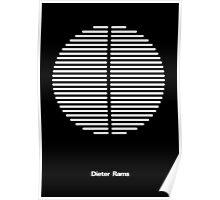 DIETER RAMS Poster
