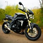 Triumph Speed Triple by Mark Robson