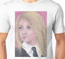 The Girl with the Radish Earrings Unisex T-Shirt