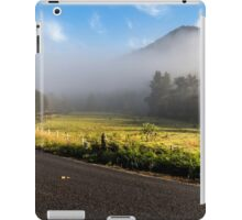 The Road less Travelled -  near Gloucester NSW Australia iPad Case/Skin