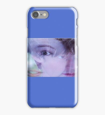 doctor meets pond iPhone Case/Skin