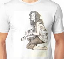 Aby and the Bastet Scroll Unisex T-Shirt