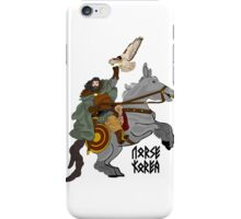 Norse Korea iPhone Case/Skin