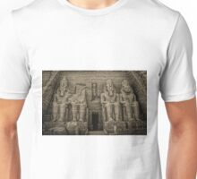 Great Temple Abu Simbel Unisex T-Shirt
