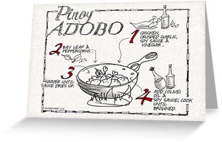 Pinoy Adobo by iskamontero