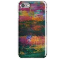 Colour Attack iPhone Case/Skin