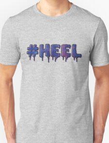 HEEL - Pastel D (Galaxy) T-Shirt