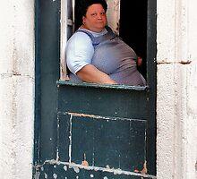 A door in Lisbon..... by Adri  Padmos