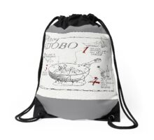 Pinoy Adobo Drawstring Bag