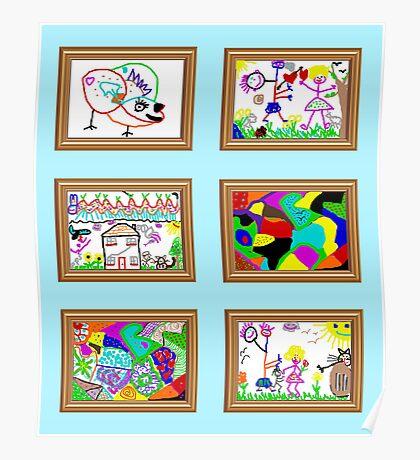 Doggone Yahoo Doodles! Poster
