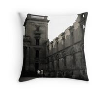 Archways Throw Pillow