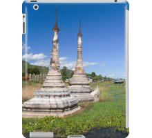 Tar Kaung, Sagar, Inle Lake, Myanmar iPad Case/Skin