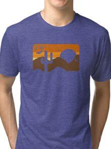 Go West Tri-blend T-Shirt