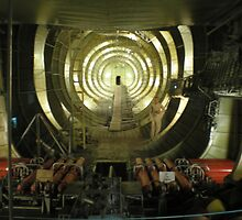 Inside the Spruce Goose by AuntieBarbie