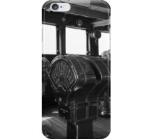 RMS Queen Mary - Bridge iPhone Case/Skin