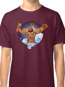 Come-at-me-bro-jesus Classic T-Shirt