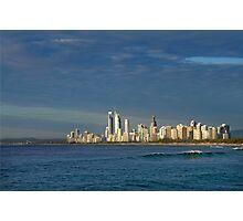 Surfers Paradise Qld Australia Photographic Print