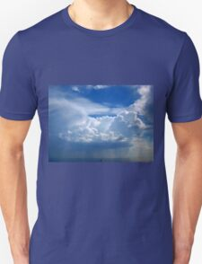 Stormy sky with clouds T-Shirt