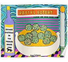 PATTY'S EATERY Poster