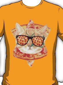 Kitty Pizza T-Shirt