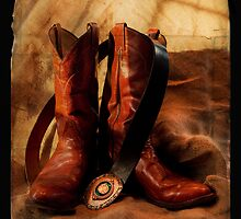 The Boots by Nancy Bray