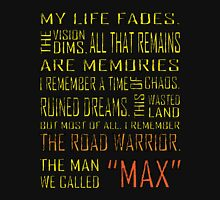 The Man We Called Max Unisex T-Shirt