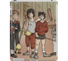 Early Morning Training iPad Case/Skin