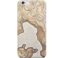 maps from a inexistent world  iPhone Case/Skin