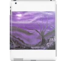 VALLEY OF DREAMS iPad Case/Skin