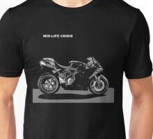 Mid Life Crisis Unisex T-Shirt