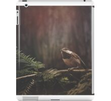 Chickadee in the Redwoods iPad Case/Skin