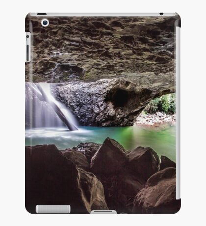 Natural Arch - Gold Coast Qld Australia iPad Case/Skin