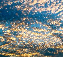 Clouds Over Summerland at Sunset by Lexi