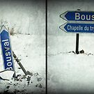 Winter diptych... by Michel Raj