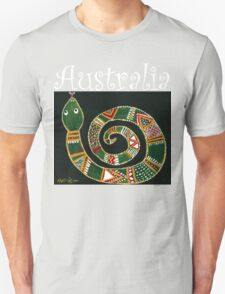 Weird and Wonderful Snake Australia T-Shirt