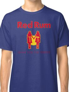 REDRUM gives you the creeps! (red) Classic T-Shirt