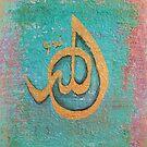 'Allah' is beautiful by Shahida  Parveen