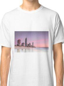 Sunrise in Paradise - Gold Coast Qld Australia Classic T-Shirt