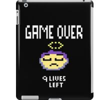 Game Over Got Pixelated iPad Case/Skin
