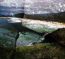 Gold Coast Abstract by Mark Malinowski