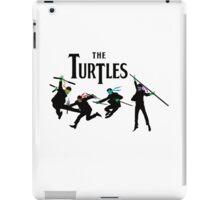 Teenage Mutant Ninja Beatles iPad Case/Skin