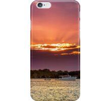 Tiger Mullet Sundown Near Jacobs Well Qld Australia iPhone Case/Skin