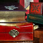 Collections - boxes and books by chevelle68