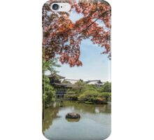 Heian Shrine - Kyoto World Heritage Site iPhone Case/Skin