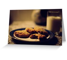 Home Baked  Greeting Card