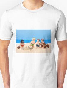 Vader's Sandcastle  T-Shirt