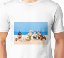 Vader's Sandcastle  Unisex T-Shirt