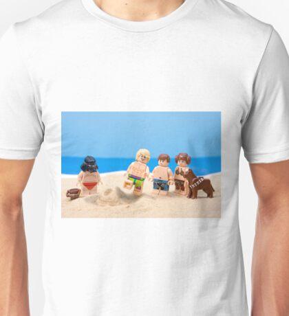 Vader's Sandcastle  Unisex T-Shirt