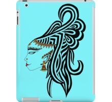 Meera - Multi faceted woman iPad Case/Skin